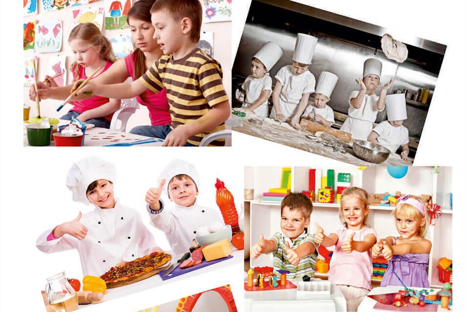 Бесплатные творческие мастер-классы для детей